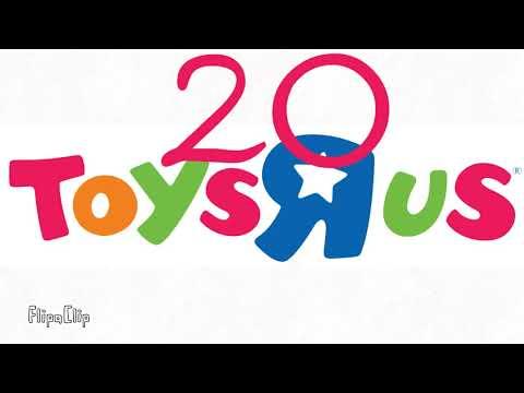ToysRus Logo Bloopers