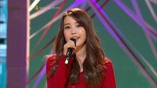 Gambar cover 【TVPP】IU - Merry Christmas In Advance, 아이유 - 미리 메리 크리스마스 @ Beautiful Concert Live