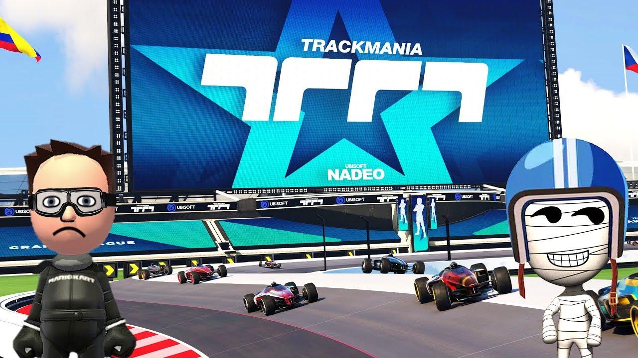 Neues Trackmania