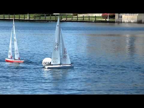 R615Bs Sailing R/C International One Metre