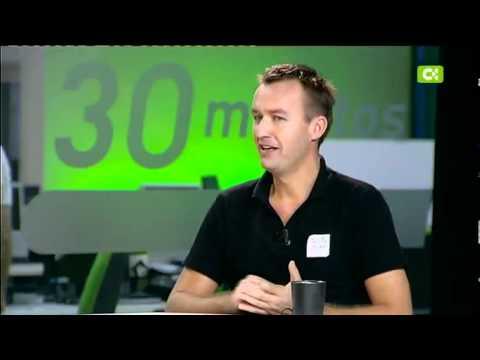 Michal Novotny entrevista en 30 Minutos