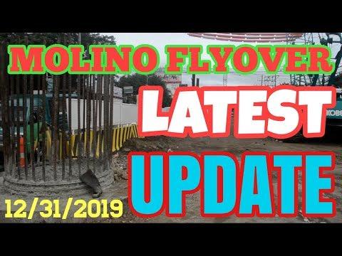 MOLINO FLYOVER LATEST UPDATE | DAANGHARI/AGUINALDO FLYOVER
