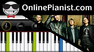 The Fray-You Found Me Easy Piano Tutorial