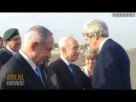 Kerry's Attempt to Restart Negotiations in Israel/Palestine Has Failed