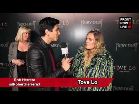 Tove Lo Talks Creating Her Short Film 'Fairy Dust' at Hollywood Premiere