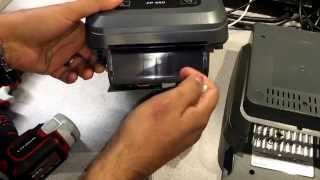 Zebra ZP 450 Printer Peel And Present System Replacement