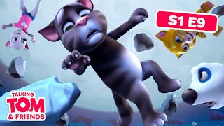 Talking Tom and Friends ep.9 - Man on the Moon