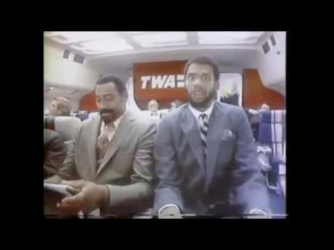1982 TWA Commercial  - Much Better Quality.