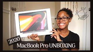 Unboxing MACBOOK PRO 16 INCH || 2020