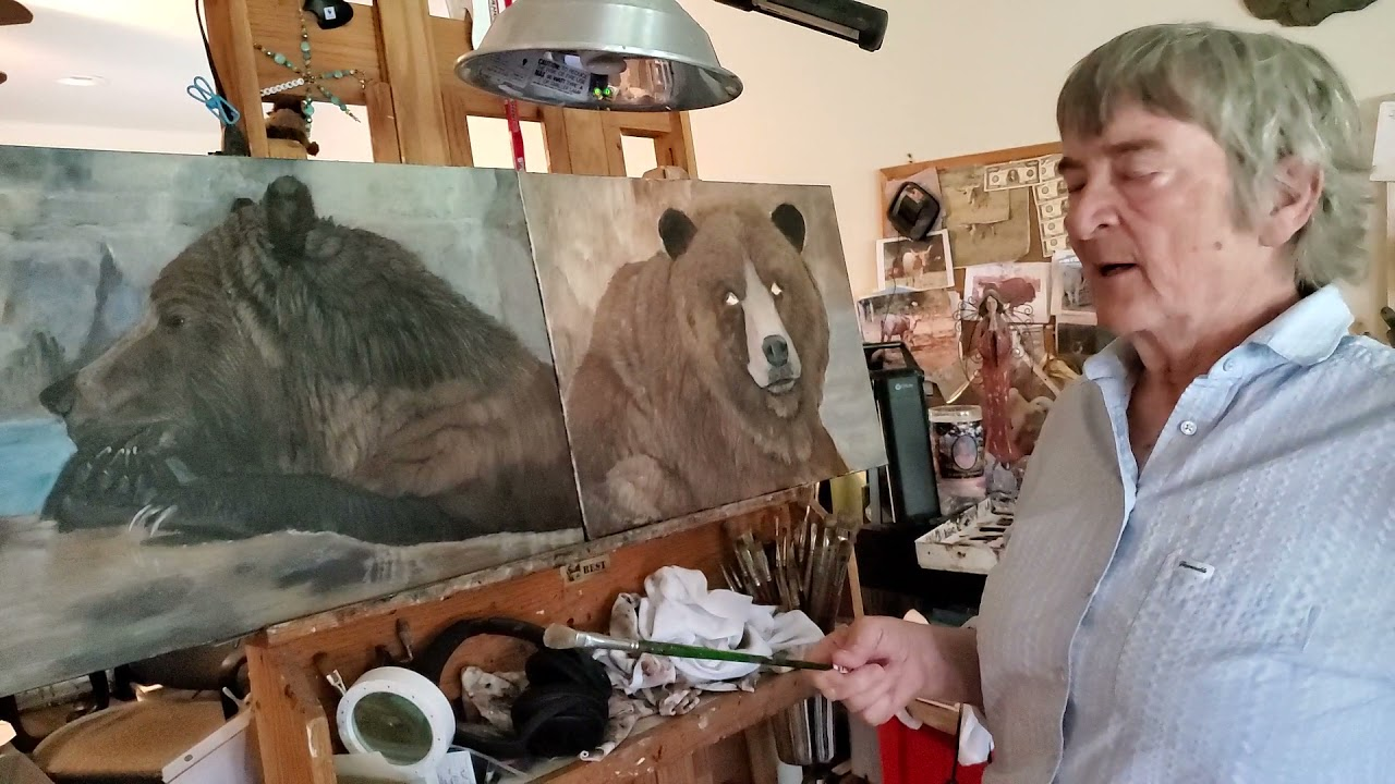 FINISHING UP THE BEARS – Part 3
