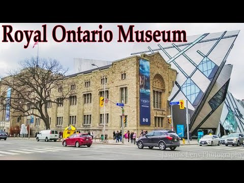 Royal Ontario Museum Detail Tour Whats Inside | Toronto Canada
