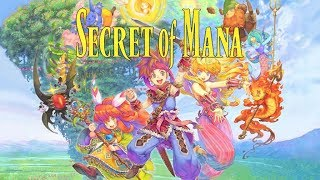 RPGalooza Game Review - Secret of Mana (SNES)