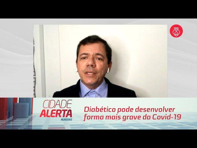 Coronavírus: Diabético pode desenvolver forma mais grave da Covid-19