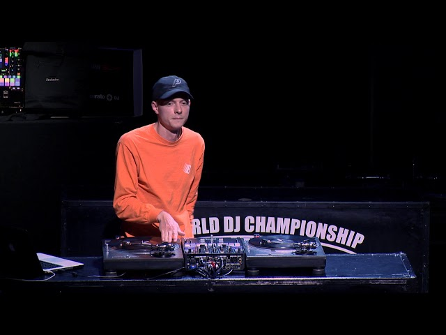 DJ Graded (Denmark)  - DMC World DJ Championship 2017
