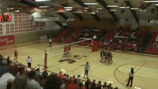High School Volleyball Post Camp Match Reviews - Sterling 9 29 16 - 2