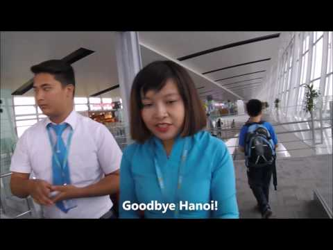 Vietnam Airlines Hanoi to Singapore Airbus A321 Full Flight Review in Economy