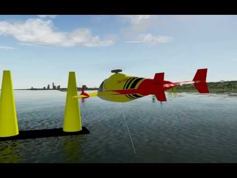 UMD Dart 680 AHS Pylon Racer design