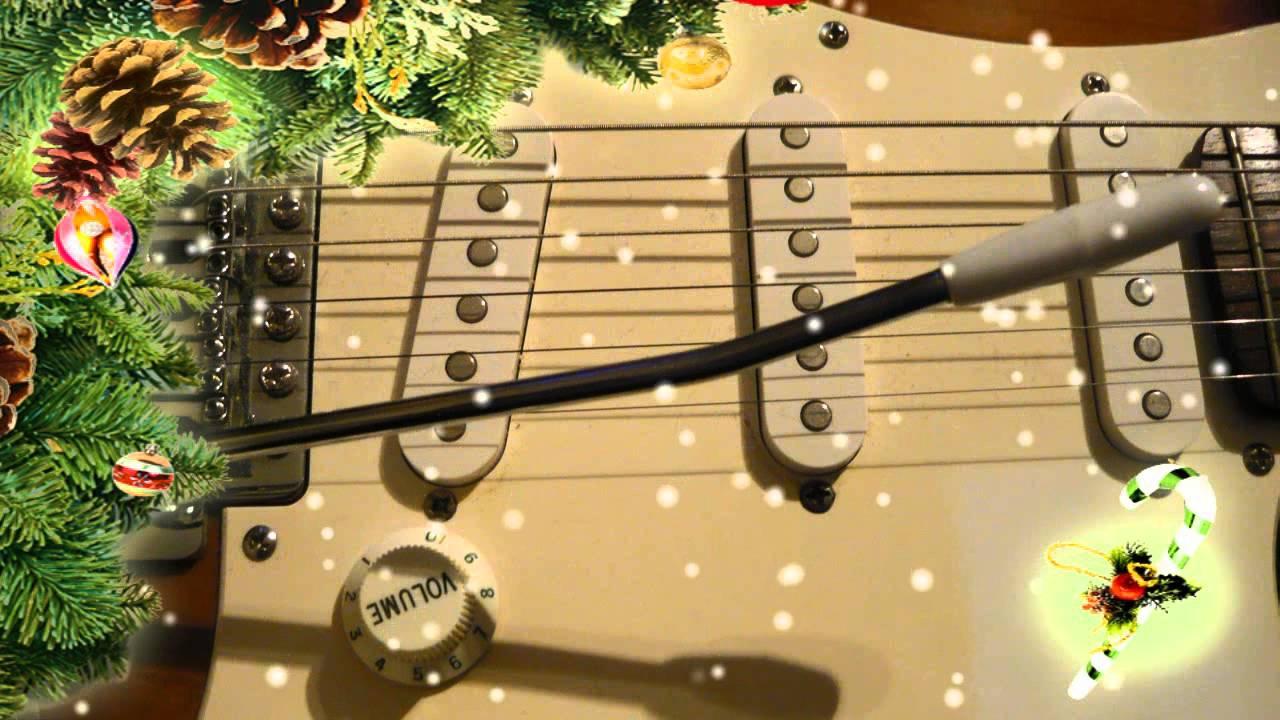Brenda Lee - Rockin' Around the Christmas Tree (Instrumental Guitar Cover) - YouTube