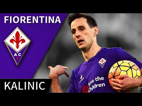 Nikola Kalinic • Fiorentina • Magic Skills, Passes & Goals • HD 720p