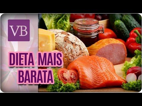 Dicas Para Não Gastar Muito Na Dieta - Você Bonita (20/04/17)