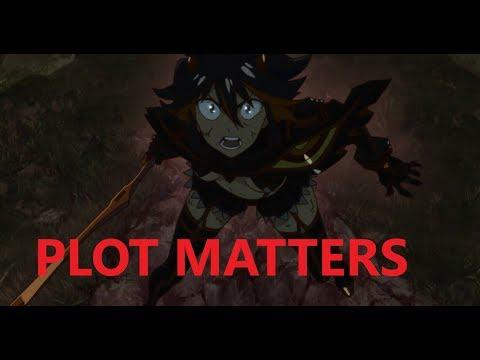 Kill la Kill Why Plot Matters