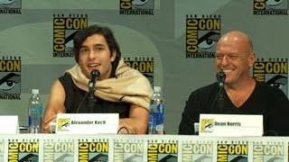 Comic-Con 2014 - Under the Dome Panel: Part 2