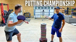 2020 Disc Golf Putting Championship | McBeth vs. Smith vs. Foundation Disc Golf