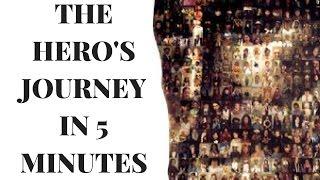 The Hero's Journey in 5 Minutes