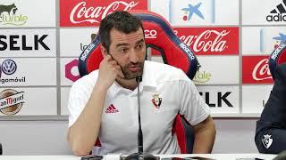 Diego Martínez | Previa A. D. Alcorcón - C. A. Osasuna