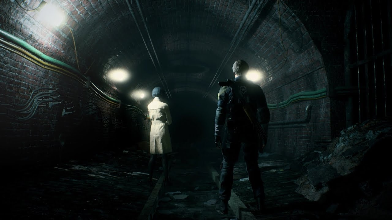 PS4《Resident Evil 2》TGS宣传影像 (中文字幕)