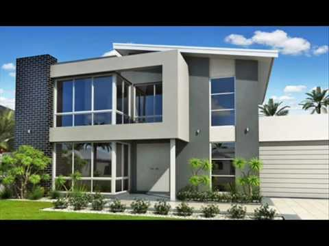 BEAUTIFUL HOME ELEVATIONS MODERN HOME ELEVATIONS HARPREET SINGH MOGA