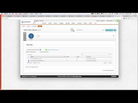 Metasploit Pro Demo: Task Chain & Resource Script Improvements