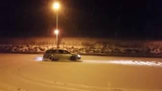 audi a4 2 0tdi quattro b7 s line first snow fun