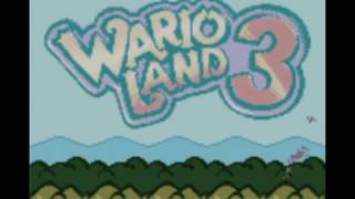 Wario Land 3 Full playthrough (all Keys/Coins/Treasures)