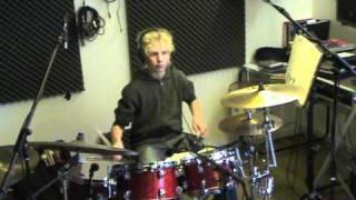 """bene spielt den """"reggae"""" aus """"Real Time Drums I"""""""