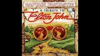 "Elton John's ""Daniel"" Bluegrass Cover by David West"