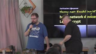 ToorCon 21 - TLSMynet ENABLING HTTPS FOR HOME NETWORK DEVICES - Karl Koscher