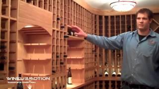видео Полки для винных бутылок своими руками