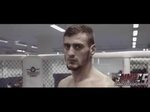 Idris Amizhaev Titelkampf -93kg bei SMMAC 5