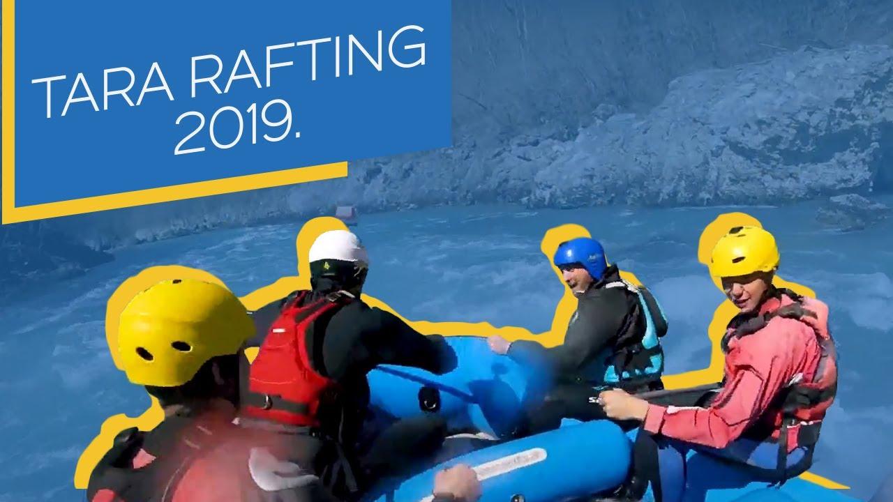 Tara Rafting 2019