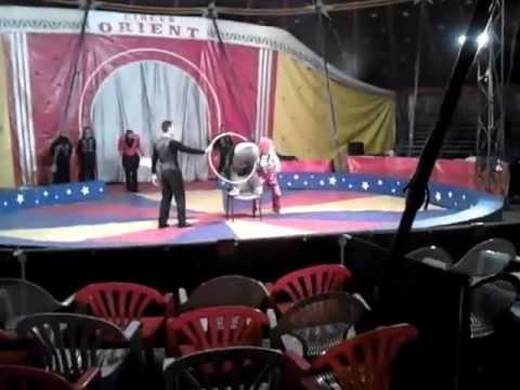 circus orient in Nevrokopi