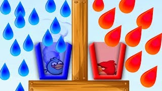 Angry Birds Drink Water - THERE ARE MANY DIFFERENT COLORS !