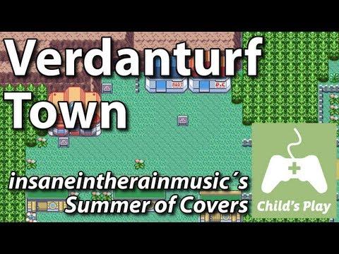 Verdanturf Town - Pokemon RSE | Piano Cover