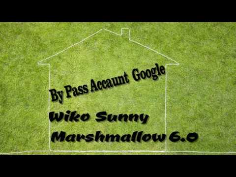 Wiko Sunny 2 reset FRP by cm2 SPD