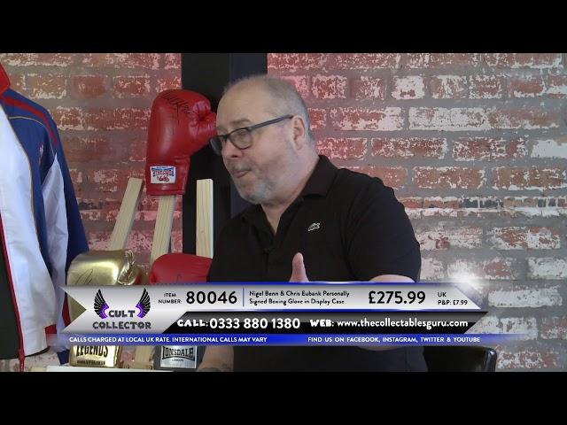 Cult Collector - Boxing memorabilia