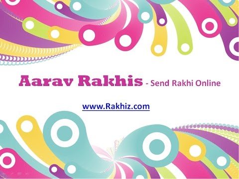 Send Rakhi Online To India, USA, Australia, Canada, UK And Worldwide : Aarav Rakhis