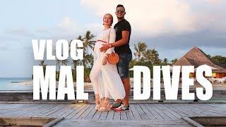 VLOG MALDIVES /رحلتنا إلى جزر المالديف