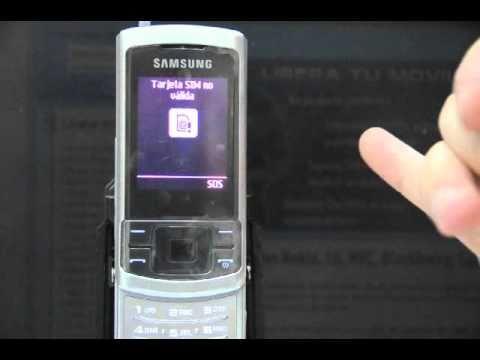 Liberar Samsung C3050, cómo desbloquear Samsung C3050 de Vodafone - Movical.Net