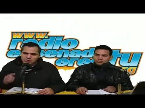 Radio Ensenada eres Tu! tema: El Alma 18 de enero de 2016