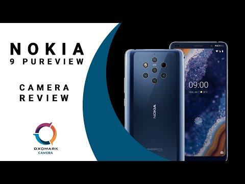 ล้ำหน้าโชว์ DxOMark ให้คะแนนรีวิวกล้อง Nokie 9 PureView แค่ 85 คะแนน Nokia 9 PureView DXOMark